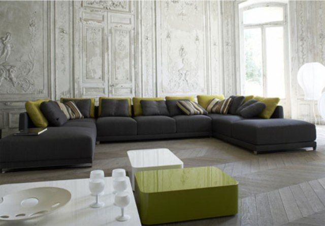 Modern Classic Living Room Design Trends
