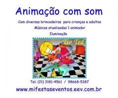 Rio de Janeiro   Rio de Janeiro   Brazil   Outros Serviços   Elite Anuncios    Animador com som em festa de criança 85f9496bb3