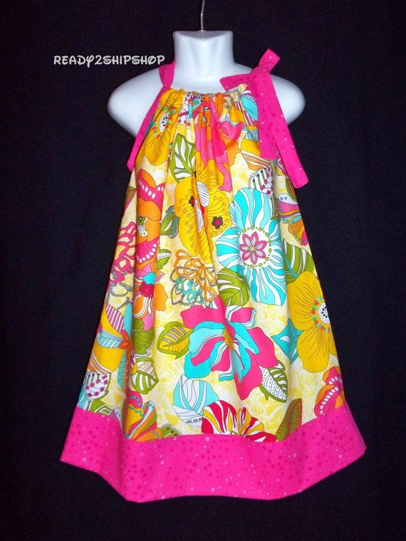 0f47cec4e36d Luau dress Pool Party outfit Birthday Hawaiian by Ready2ShipShop ...