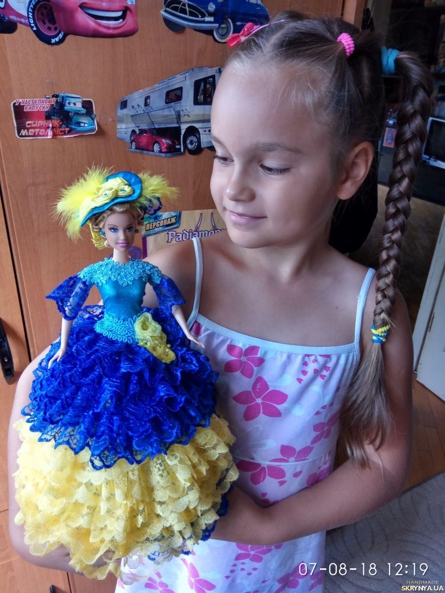 Как сделать куклу - шкатулку своими руками