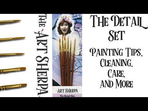 Art Sherpa Detail Set