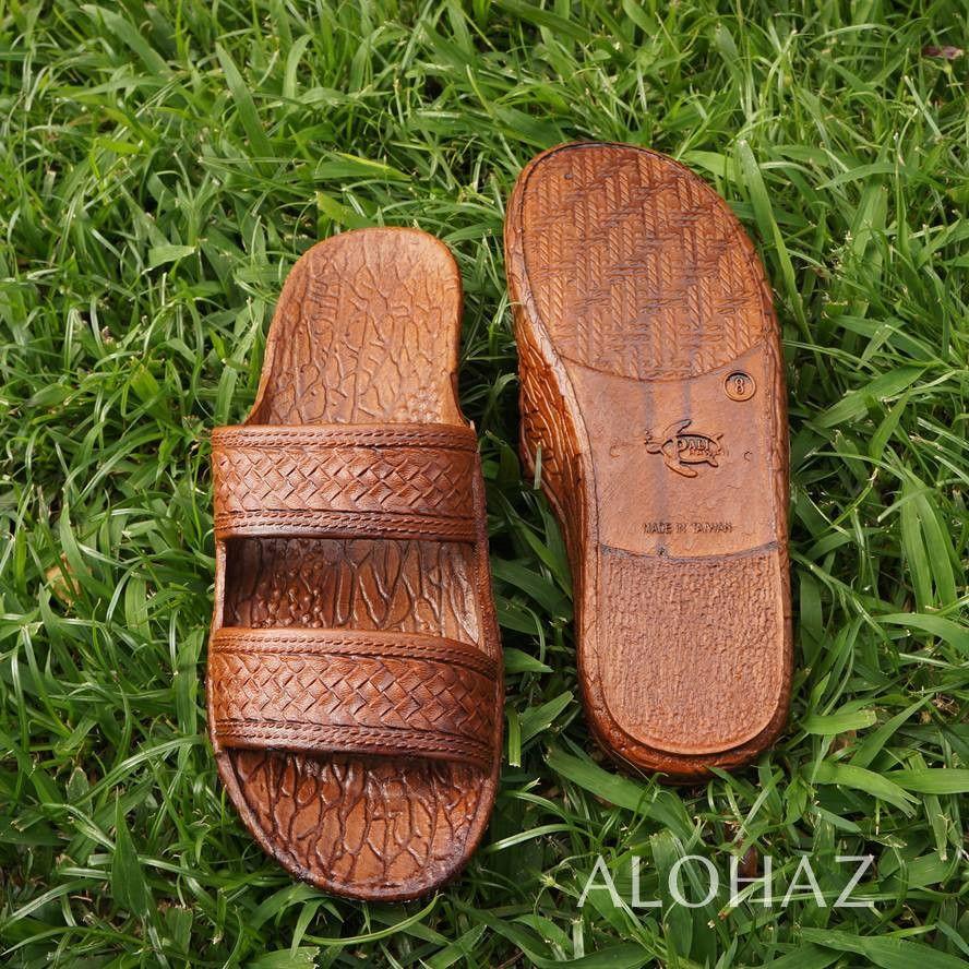 Light Brown Classic Jandals 174 Pali Hawaii Sandals Jesus