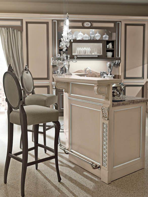 Cucina di lusso, bancone per colazione | 31 details...kitchen and ...