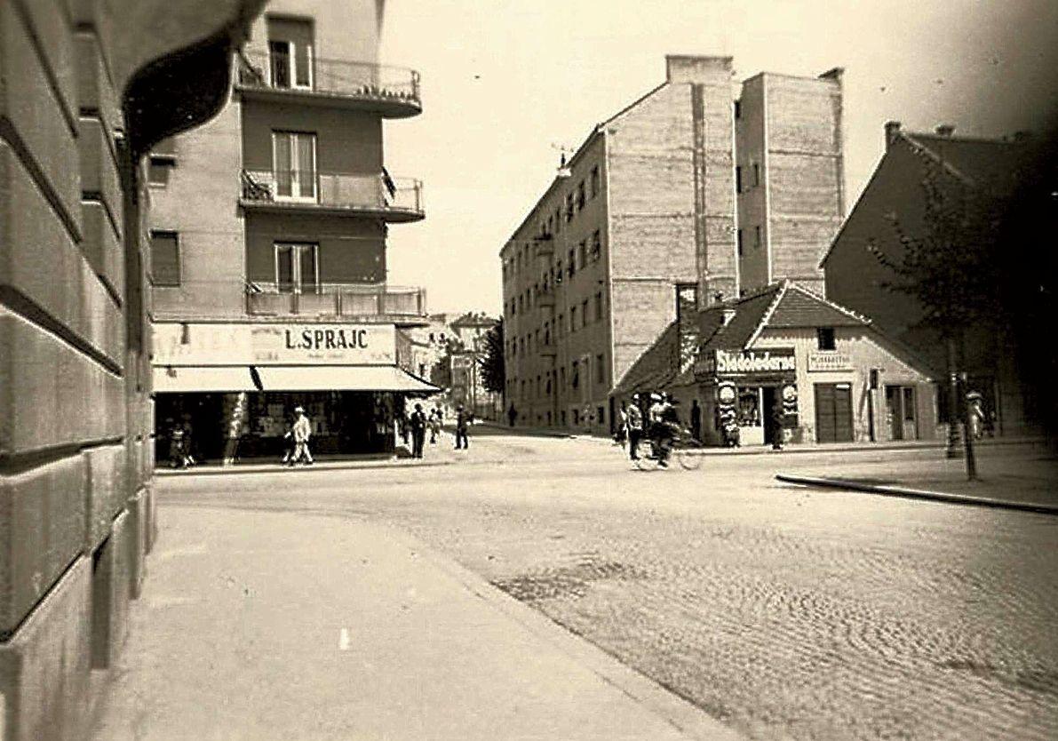 Zagreb 1930 Ilica Vodovodna Zagreb Historische Bilder Bilder