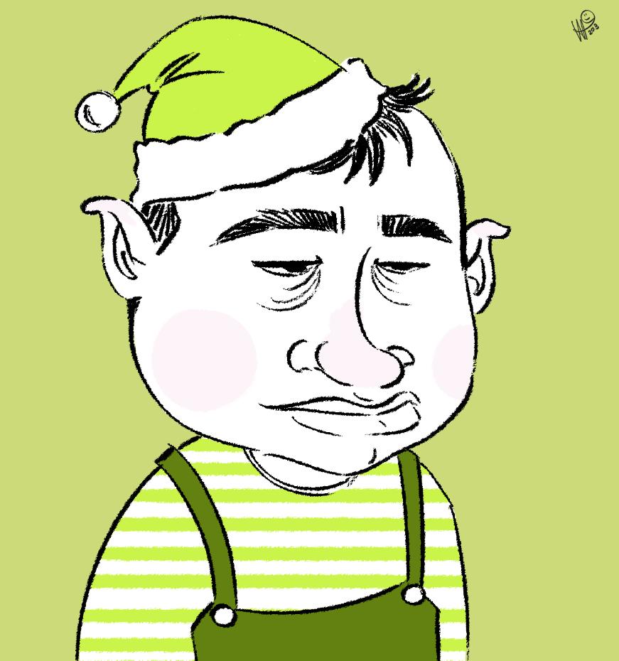 Dec13 Elves - Reginald