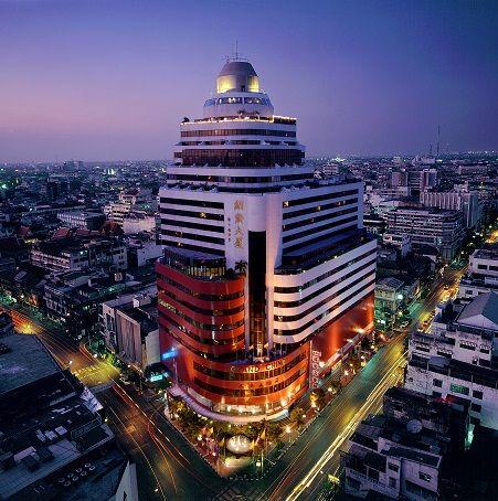Bangkok Hotel: The Grand China Hotel Bangkok, First Class Hotel In Bangkok, Thailand | Official Site