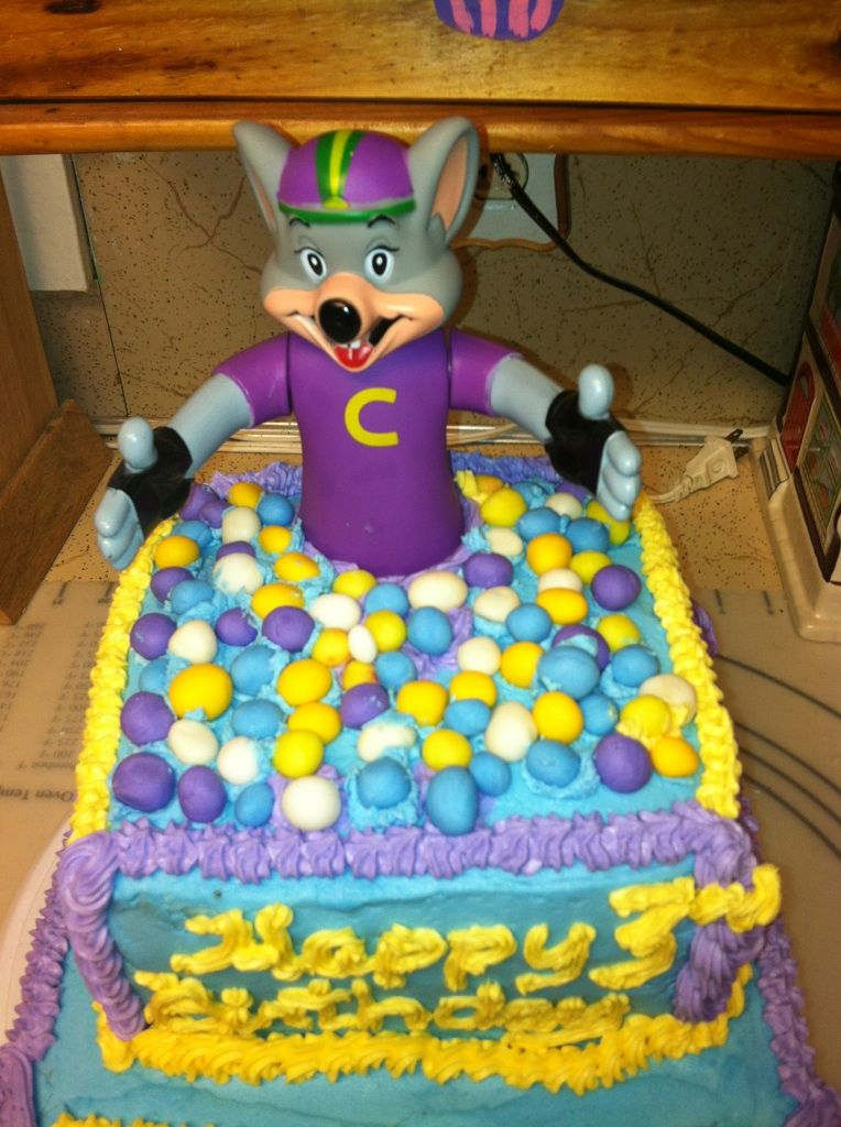 Chuck e cheese cake cupcake cakes chuck e cheese