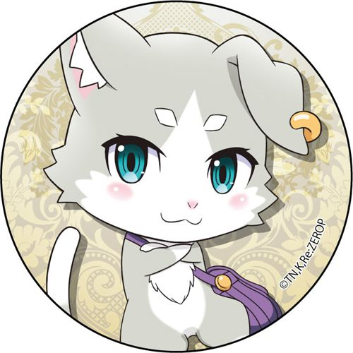 Re:Zero Can Badge Pack   Collectible
