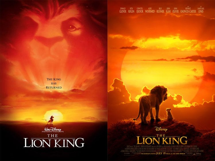 The Lion King - Movie Review in a Parent's eye view | Lion ...