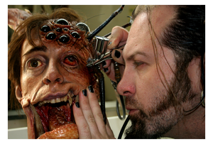 Optic Nerve Makeup Effects Studio Google Search Face Off Fx