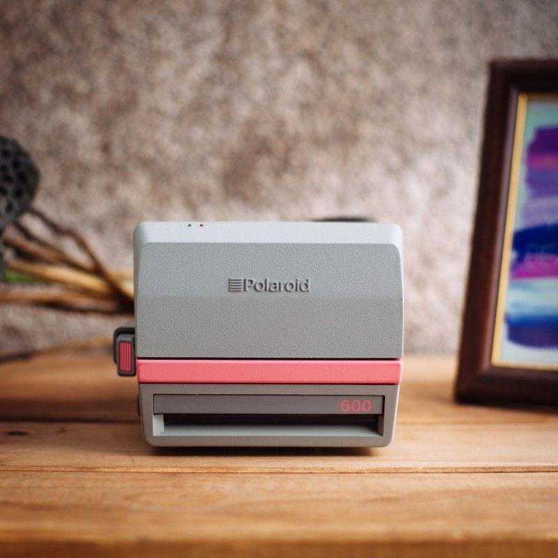 Polaroid Cool Cam Pink/Grey - 195€