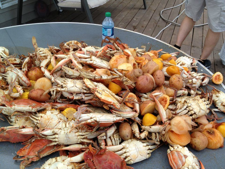 how to store live crabs
