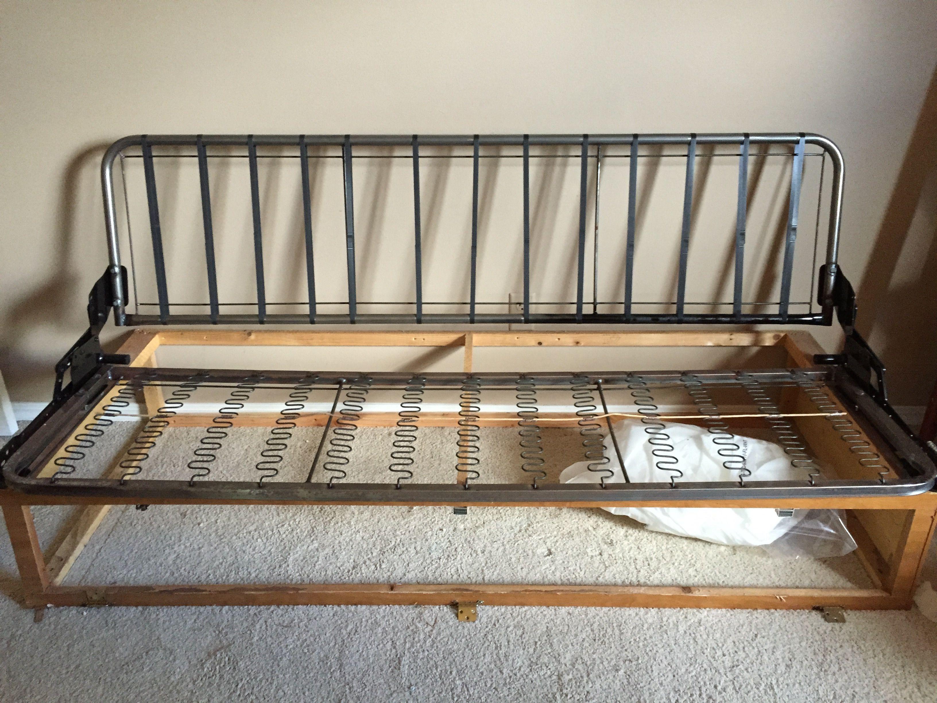 Jack Knife Sofa Stripped