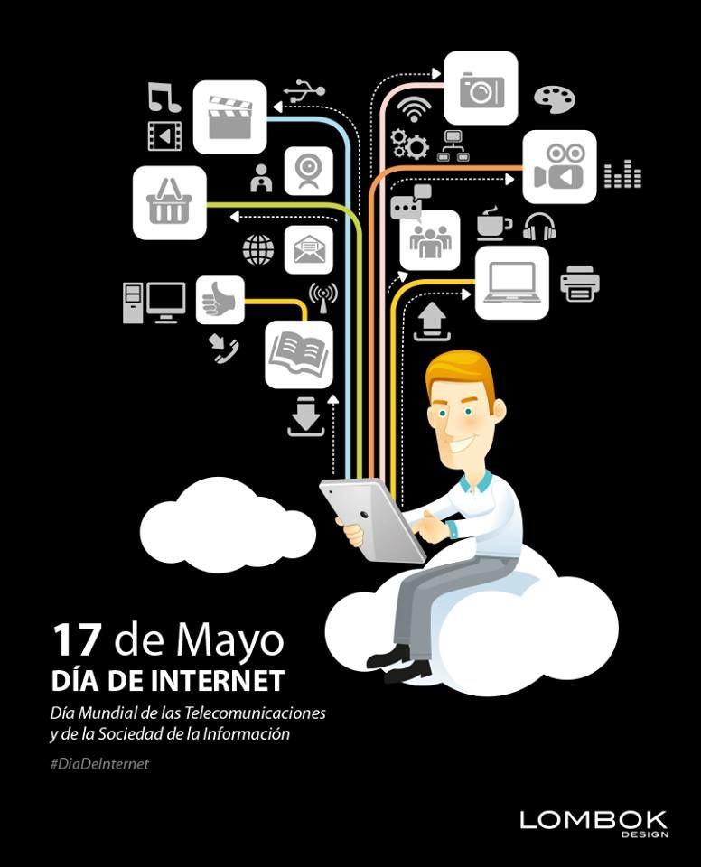 17 de mayo: Día de Internet