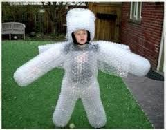 Image result for bubble wrap suit