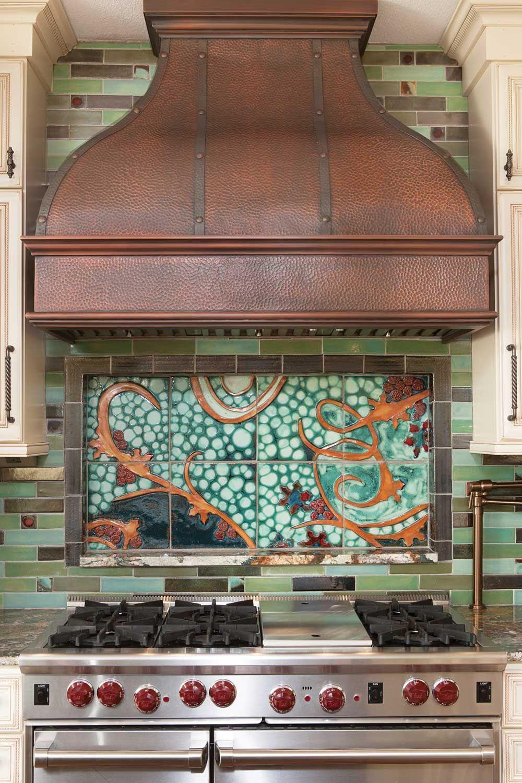 - Tile Mural Kitchen Backsplash By Backsplash, Tile Murals, Unique