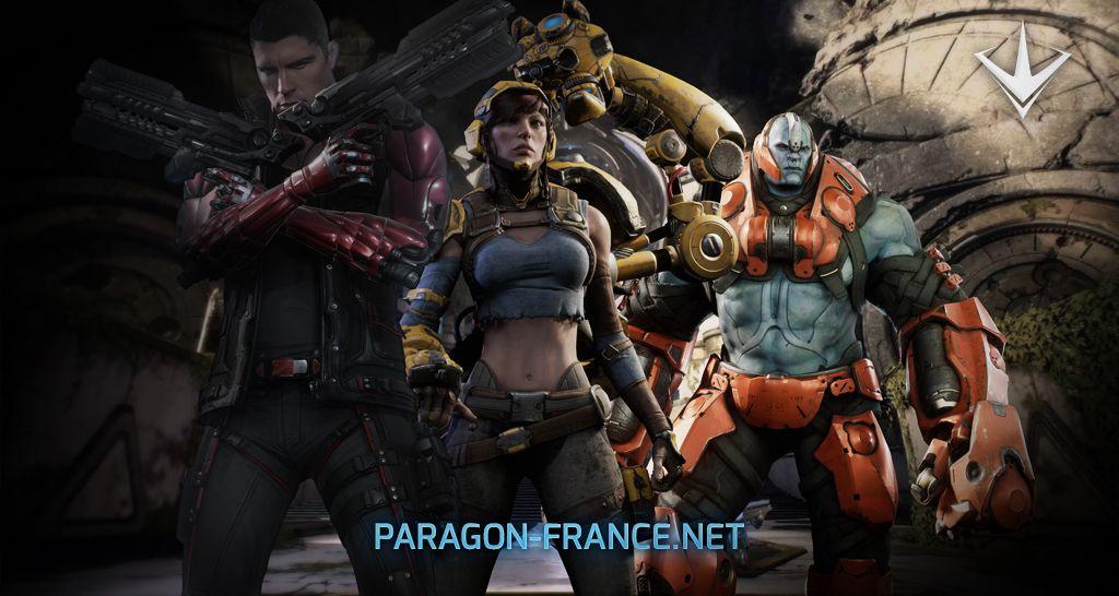 Bannière de Paragon-France.net