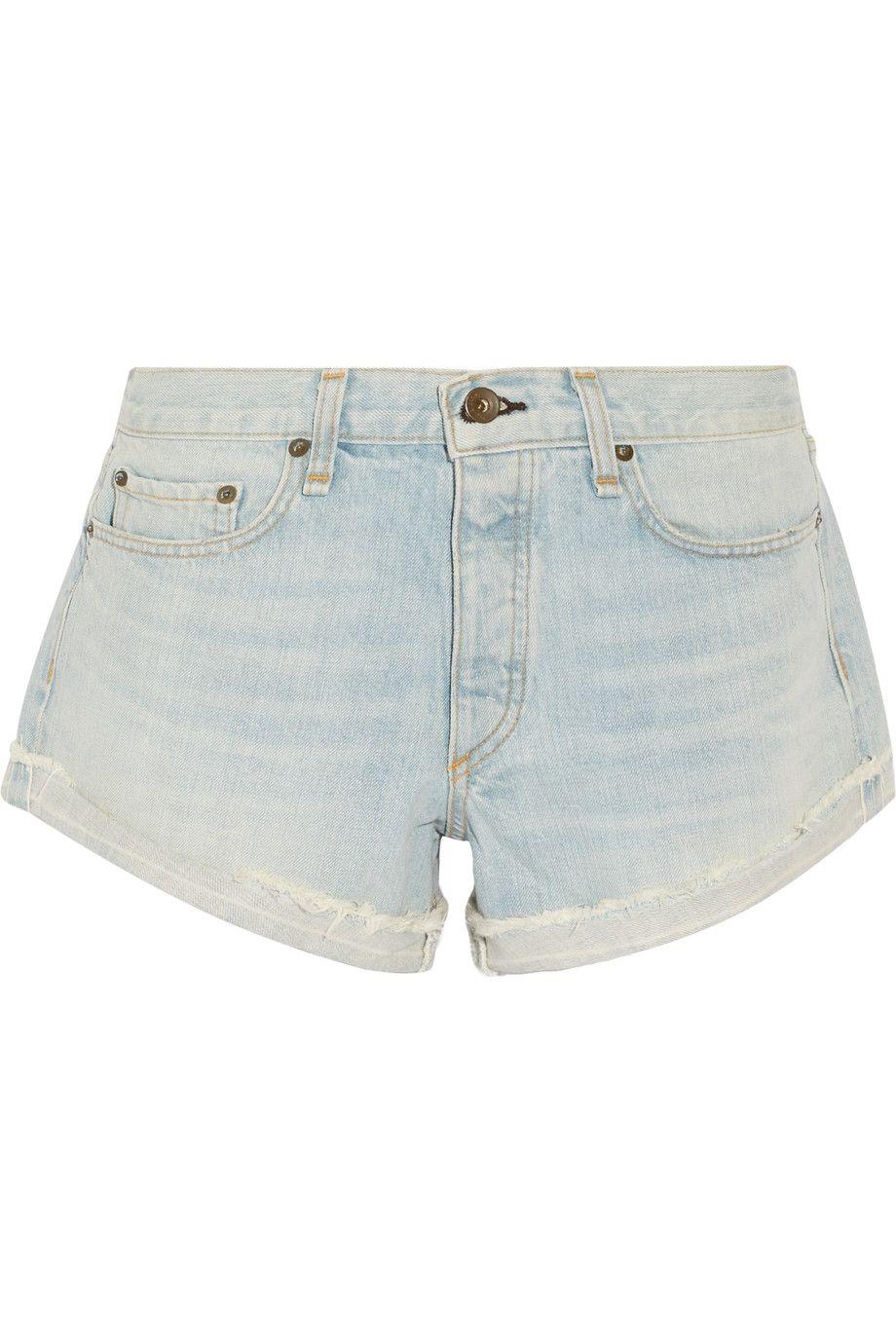 RAG & BONE Marilyn Denim Shorts. #ragbone #cloth #shorts