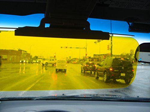 Amazon.com   See Auto Car Sun Visor Extender  Windshield Shade Day or Night 4b6f51147e7