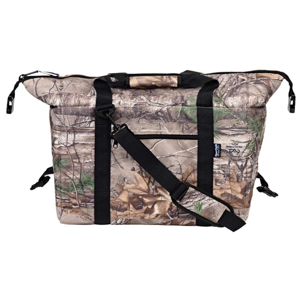 Norchill 12 Can Soft Sided Hot Cold Cooler Bag Realtree Camo 9000 43 Soft Cooler Soft Sided Coolers Realtree Camo