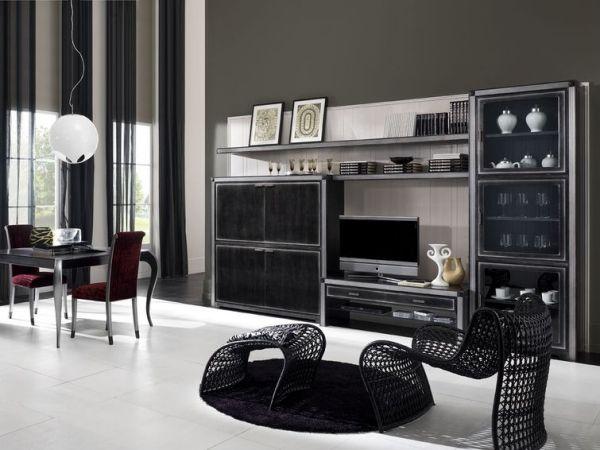 Erlesene italienische Designer Möbel feinster Qualität von Pregno ...