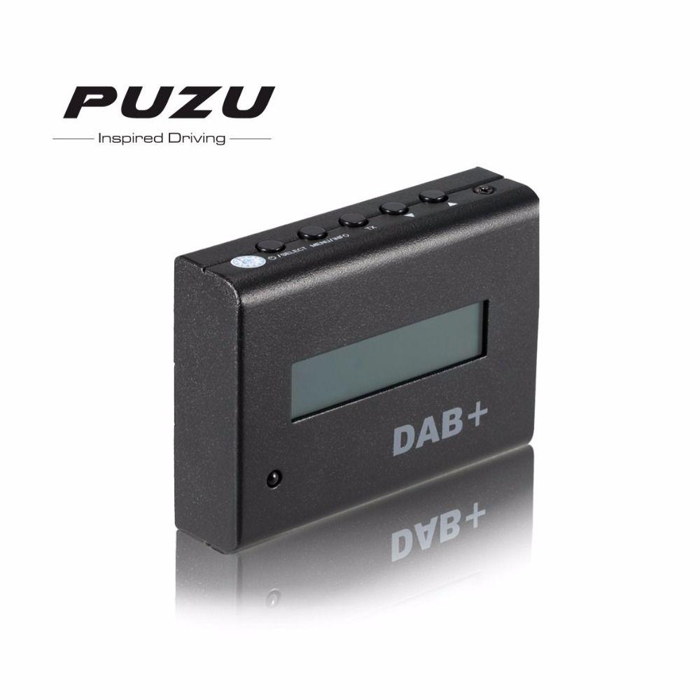 PUZU car DAB signal Receiver DAB+ Radio Tuner for Android
