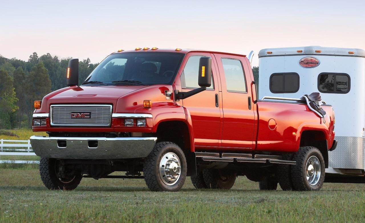 Gmc topkick c4500 4x4 if you need to learn some basic car knowledge head to