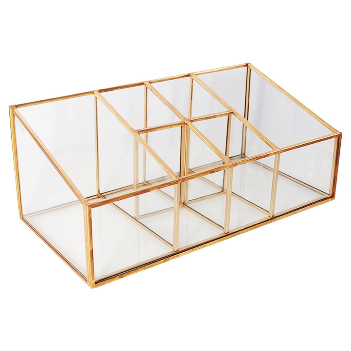 Rich Glass Construction Br Clear Design With Brilliant Gold