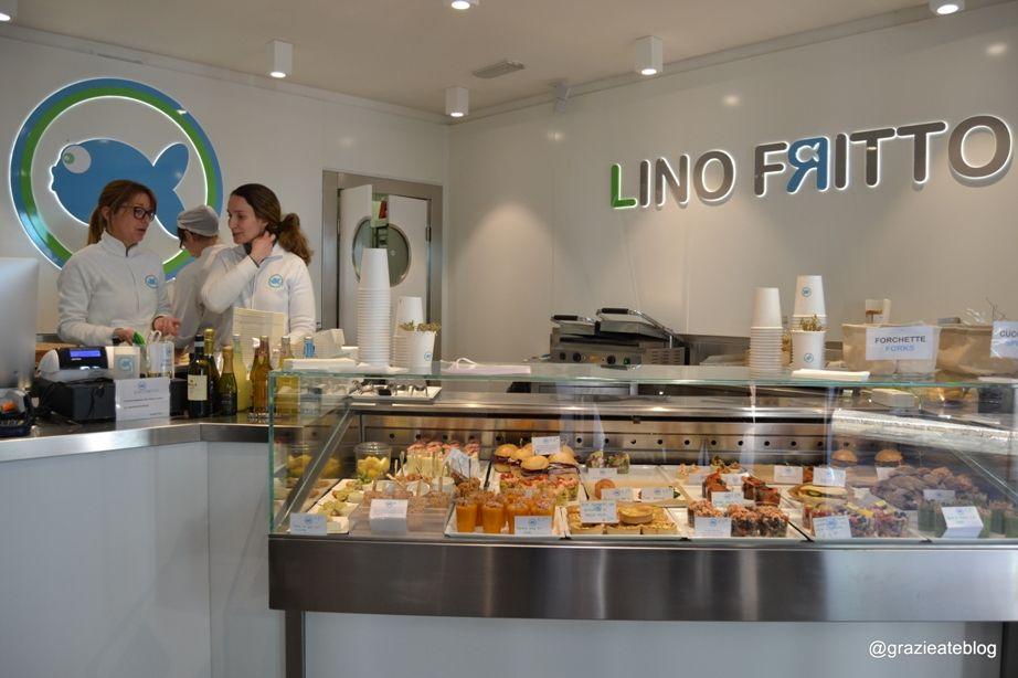 Veneza: Lino Fritto