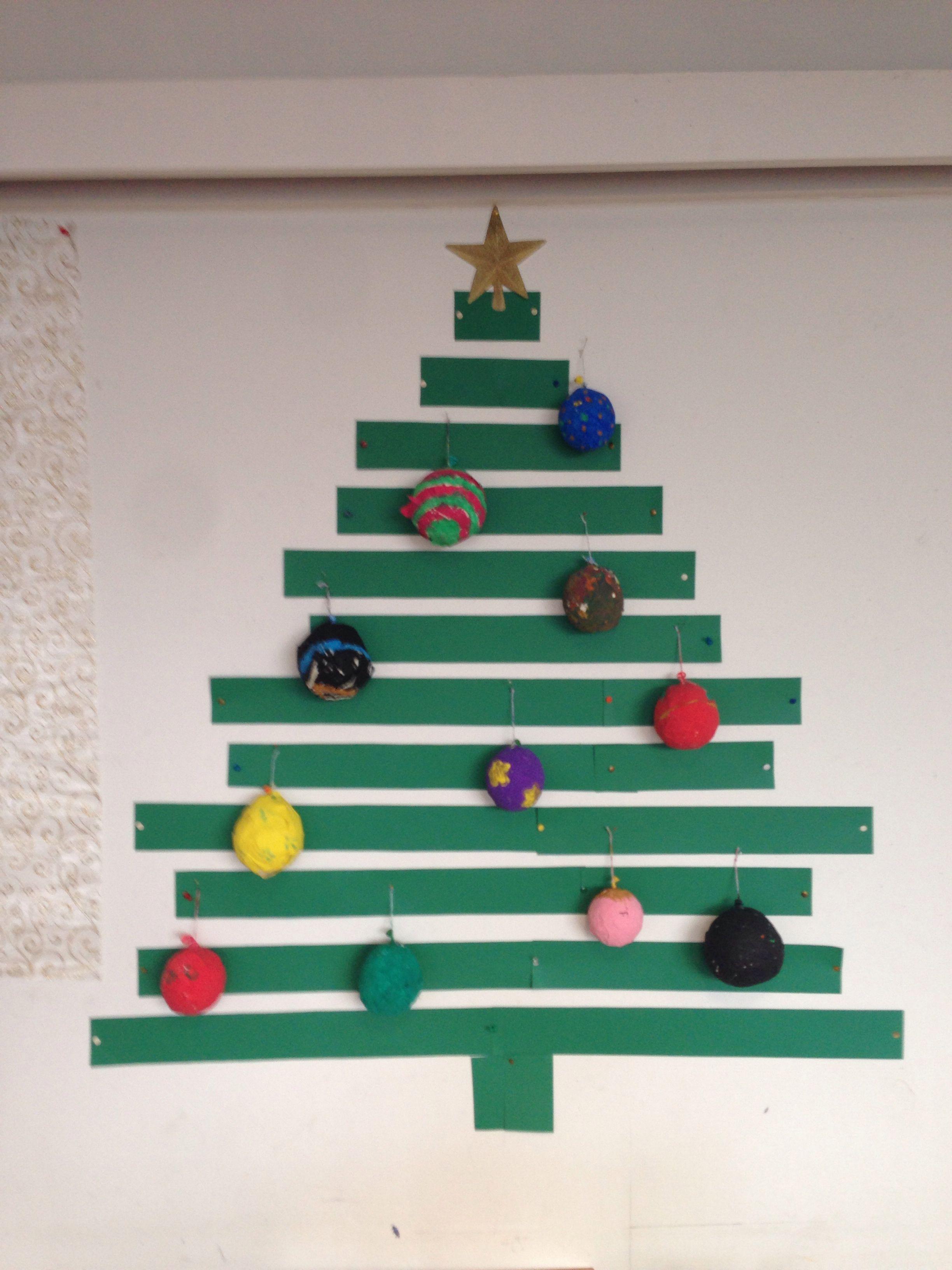 Zelfgemaakte Lelijke Kerstboom Alette Lanting