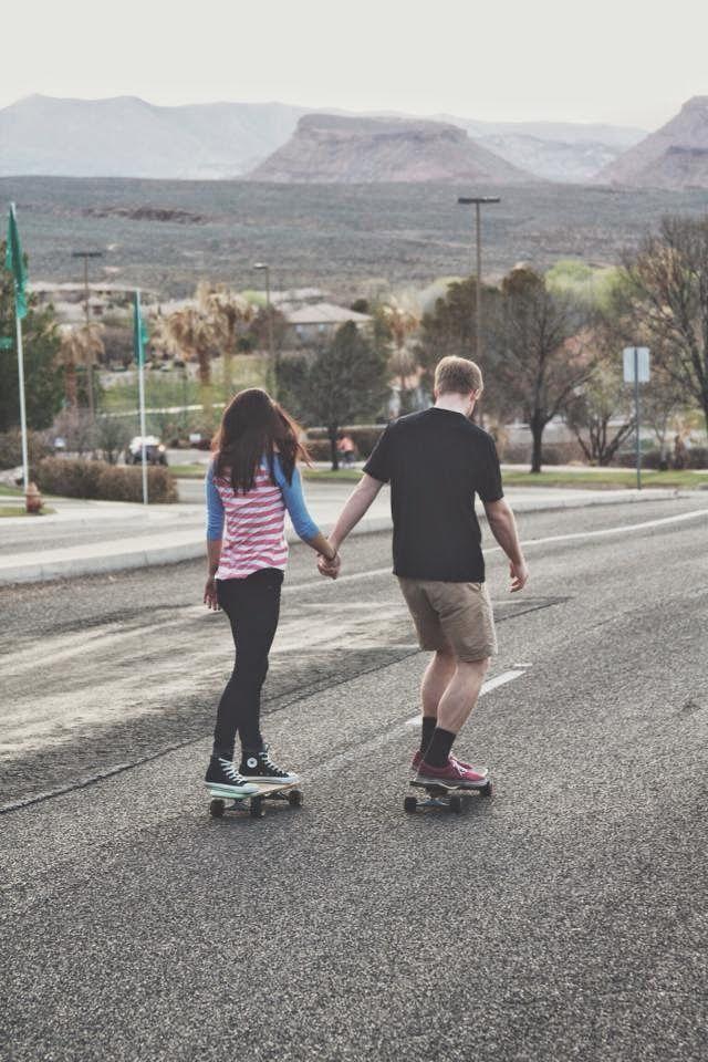 Our Story Skater Couple Skater Girl Style Skater Style