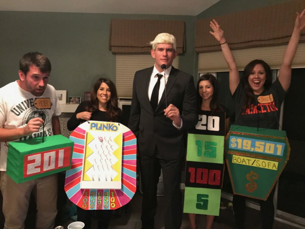 Price Is Right Costume In 2019 Halloween Costumes For Work