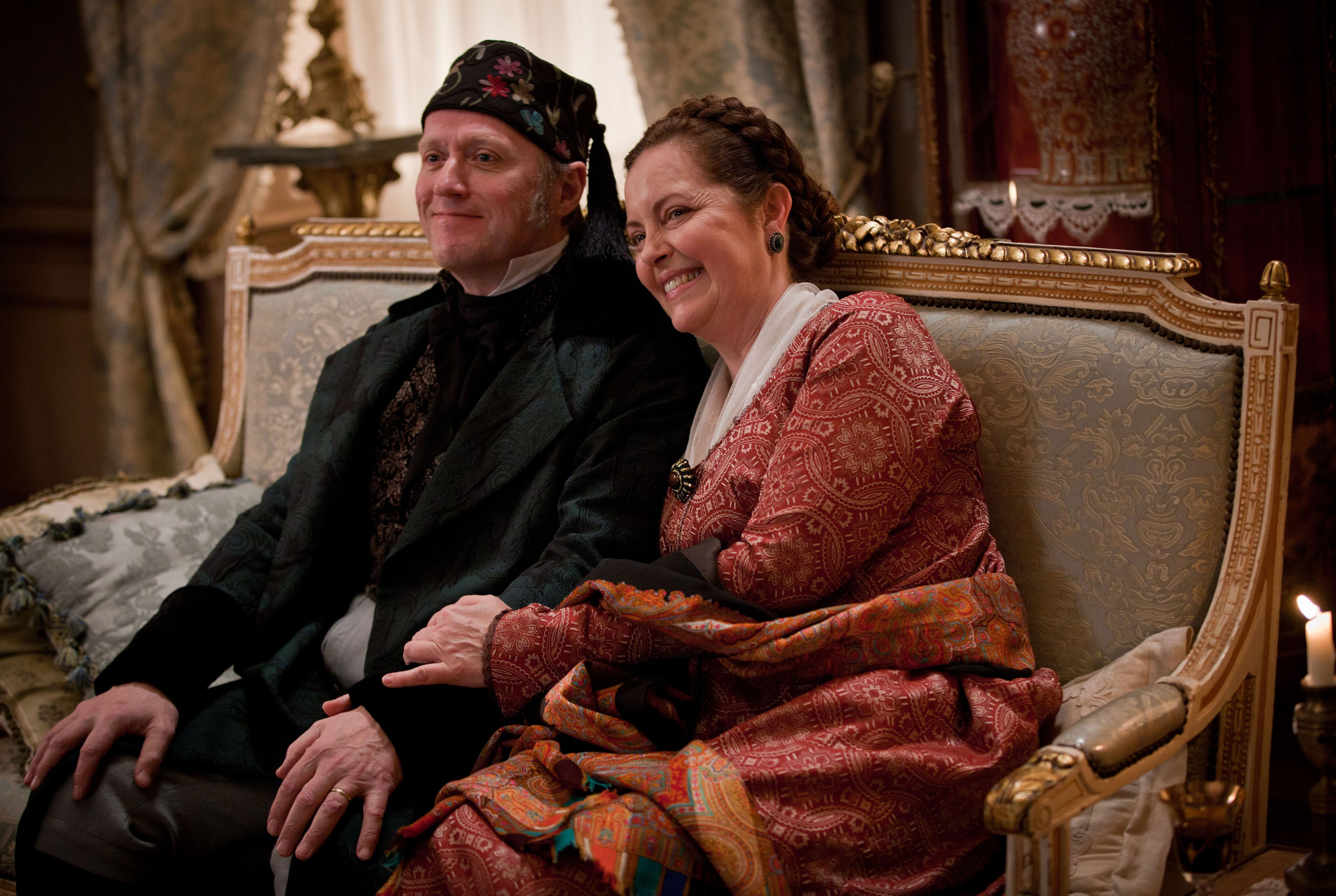 War And Peace Countess Natalya Rostova And Count Ilya Rostov