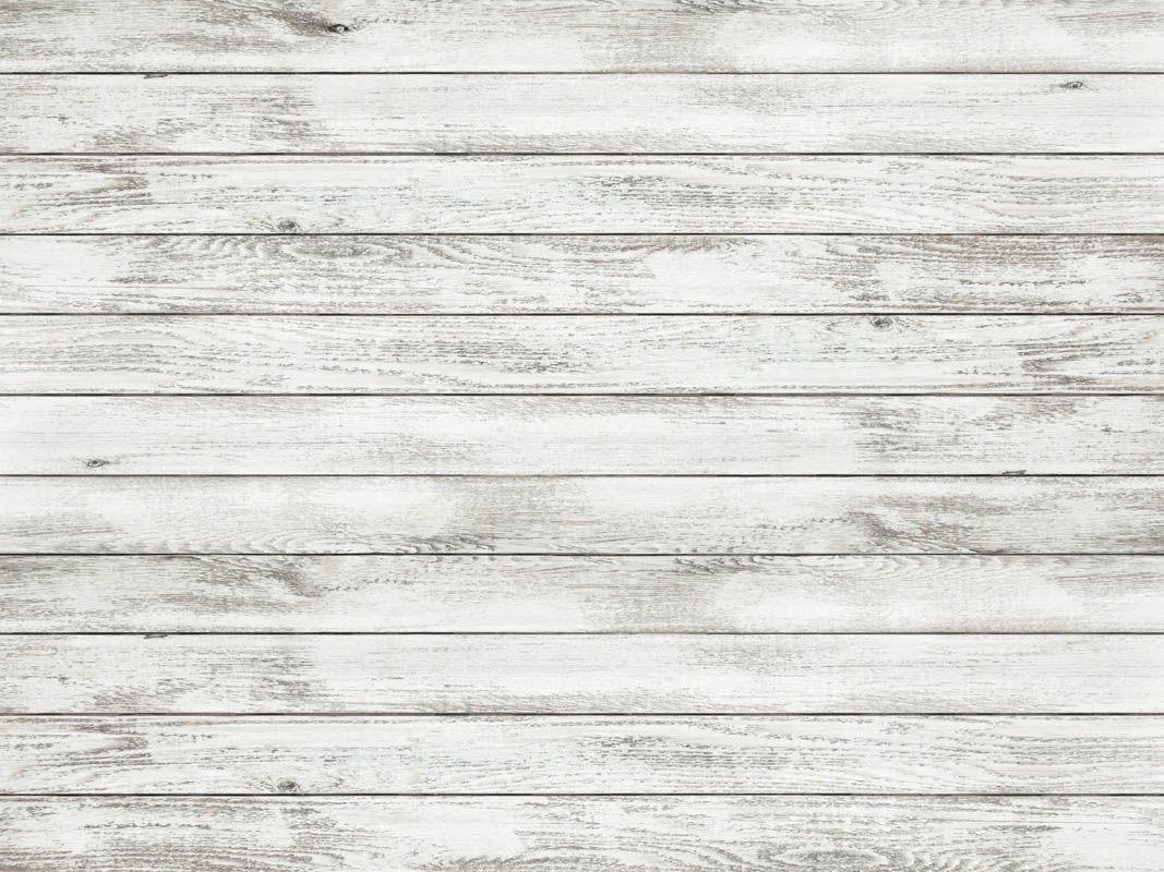 White Wash Wood Background