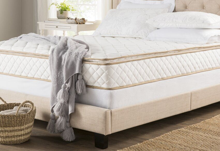 Bed Bath You Ll Love In 2020 Wayfair Upholstered Panel Bed Mattress Pillow Top