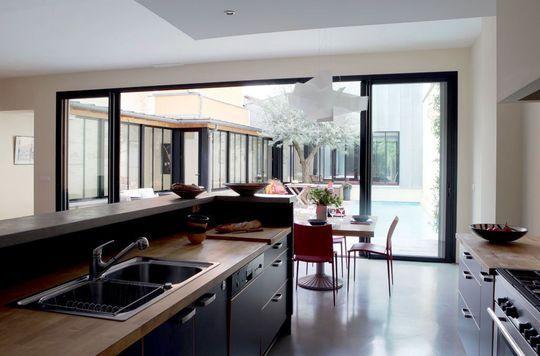 Maison Bordeaux  320 m² pour vivre en couple