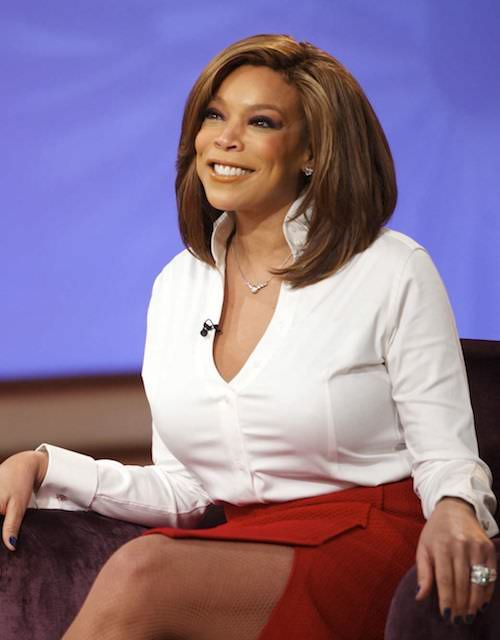 Wendy Williams Bob Craze Wig I Like Her With The Shorter Cut