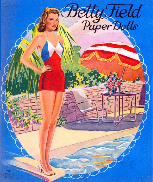 Betty Fields Saafiled 1943 -- 10 pages 2