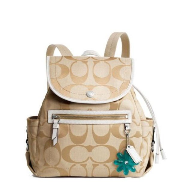 coach backpack purse outlet b19c  2015 fashion styles C-oach handbags outlet So simple yet so elegant ,love  the bags! Press picture link get it immediately! Kyra Signature Backpack