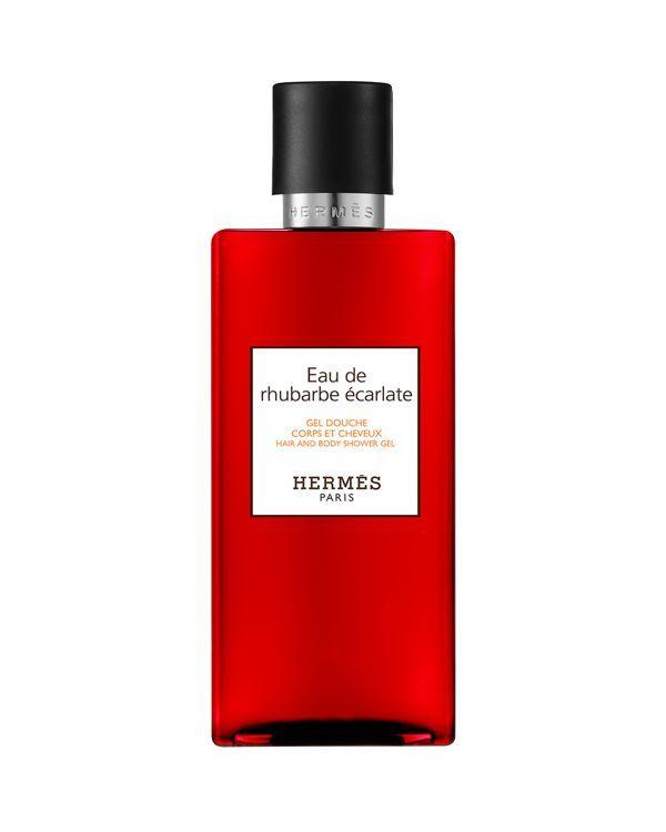 Eau De Rhubarbe écarlate Perfumed Bath Shower Gel Mon Parfum