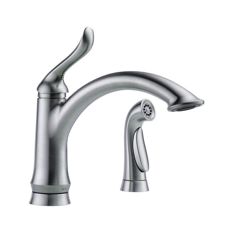 Delta 4453 Dst Faucet Delta Faucets Chrome