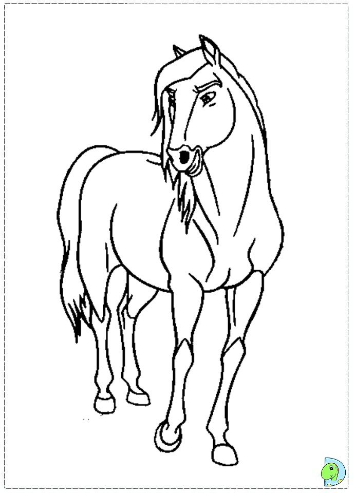 Spirit coloring pages to download and print for free ...