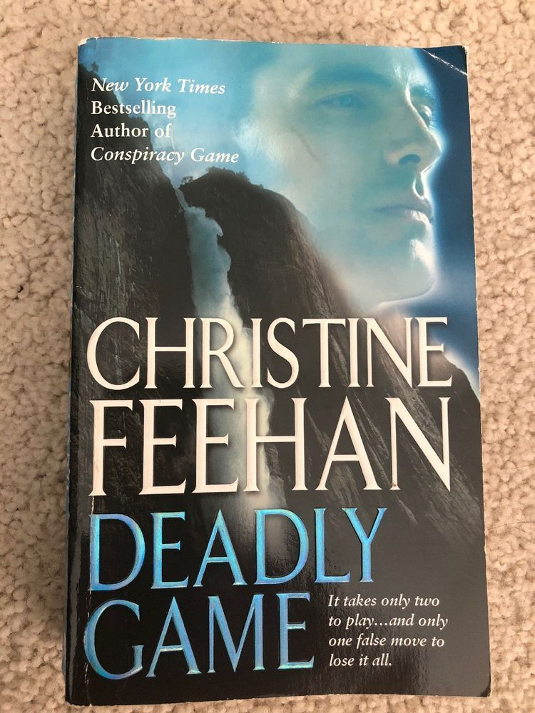 Deadly Game Ghostwalkers Book 5 By Christine Feehan Books And