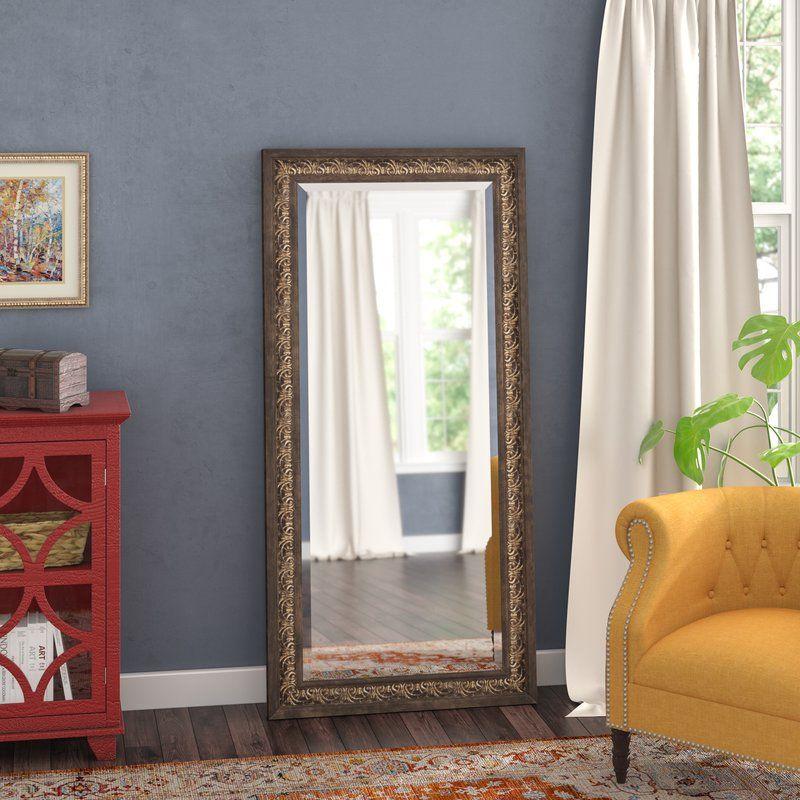 Boyers Wall Mirror | Living room mirrors, Rustic full ...