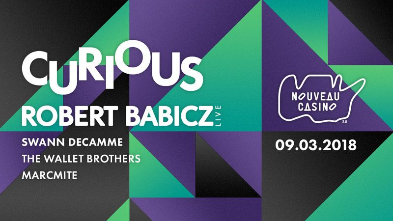 #housemusic CURIOUS is back onMarch 9 in Paris!: After the success of the first edition, acclaimed by hundreds of curious clubbers on…