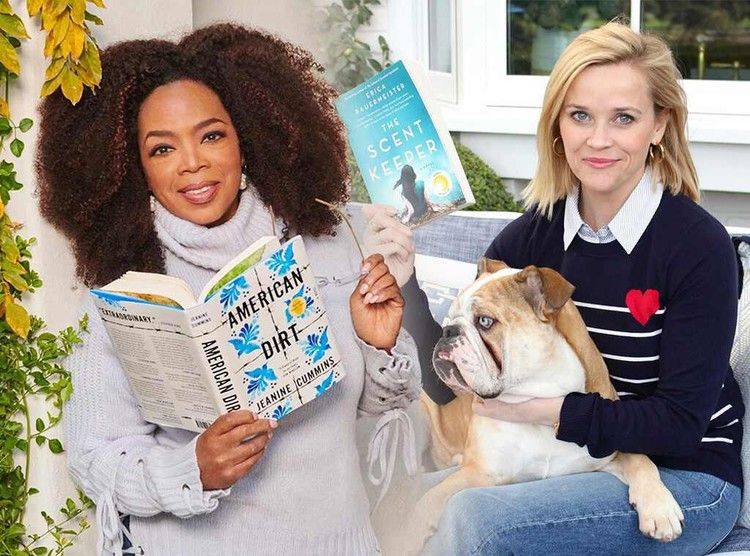 February 2020 Celebrity Book Club Picks From Reese Witherspoon Oprah Winfrey More E News In 2020 Celebrity Books Reese Witherspoon Book Club Book Club