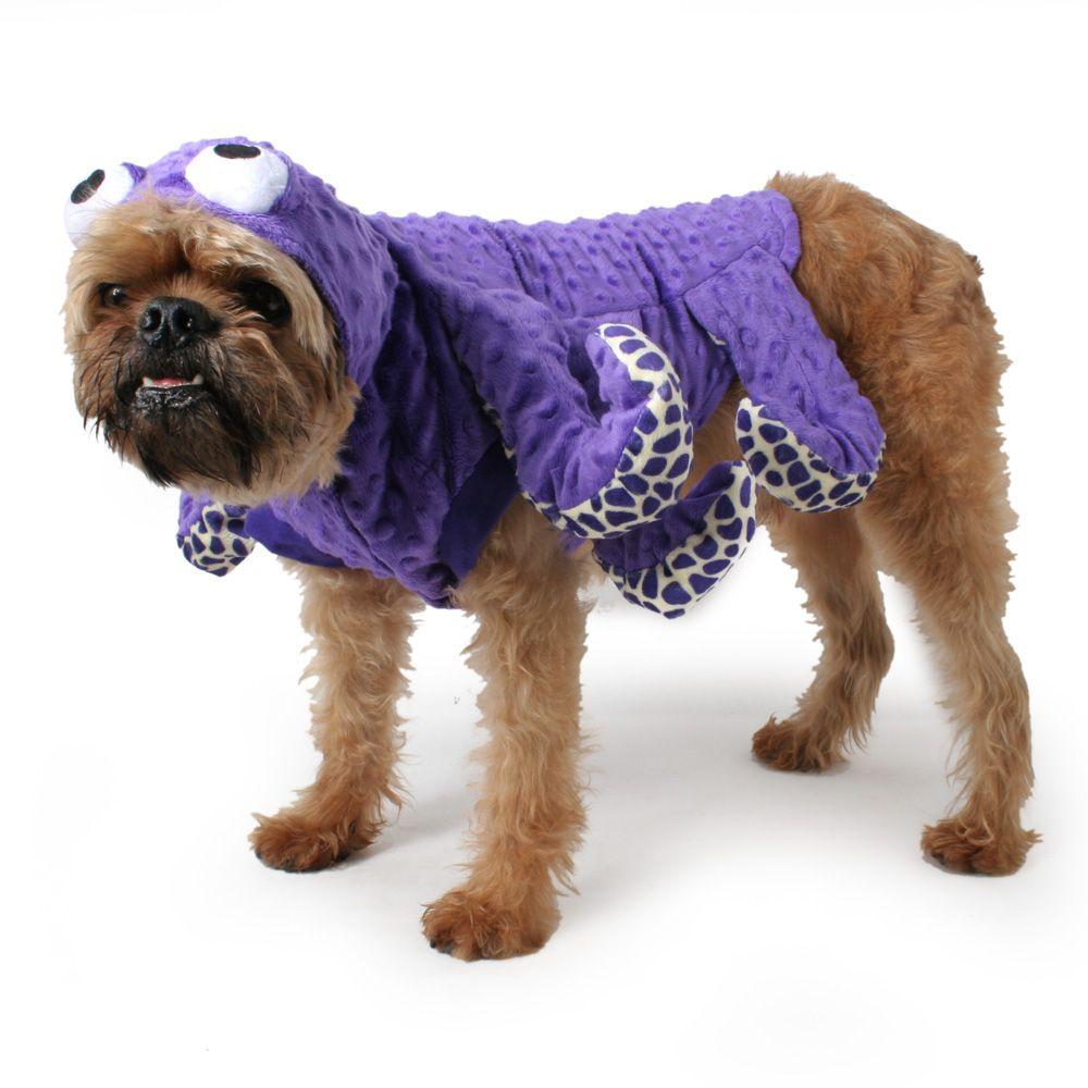 Octopus Dog Costume | Best dog halloween costumes, Designer