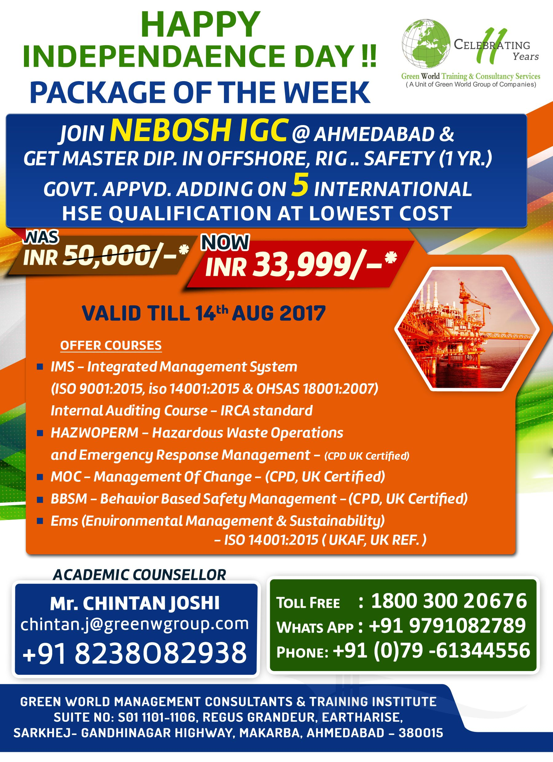 Pin By Green World Group On Green World Group Diploma In Offshore
