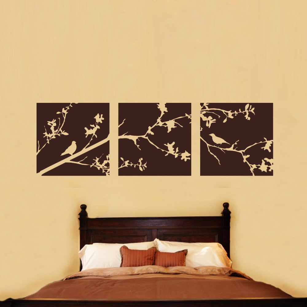 Our most popular branch design this wall decal will add an elegant