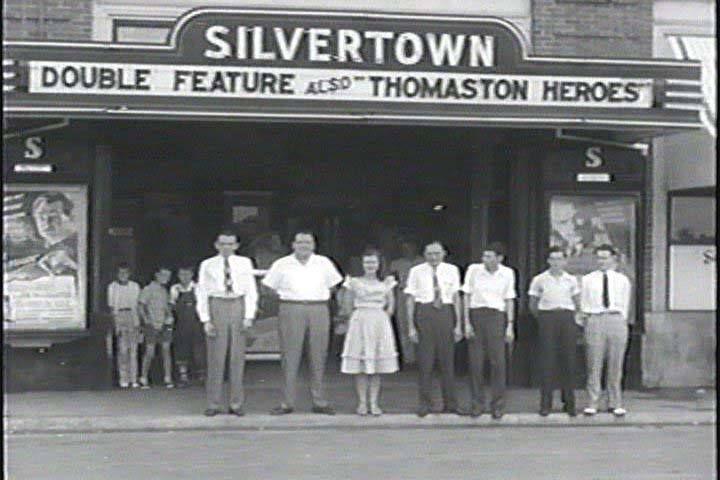 Silvertown Theater Thomaston Ga Thomaston Upson County Georgia On My Mind